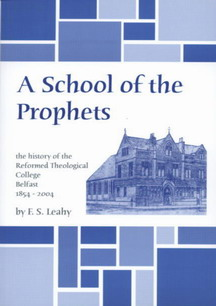 A School Of The Prophets