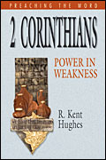 2 Corinthians : Power in Weakness
