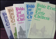 Bible Truths For Little Children: 5 Volumes