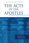 Pillar NT Commentary: The Acts of the Apostles