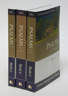 An Expositional Commentary on Psalms (3 vols.)