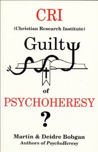 CRI Guilty of Psychoheresy?