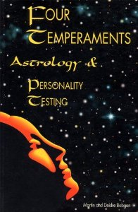 Four Temperaments, Astrology and Personality Testing