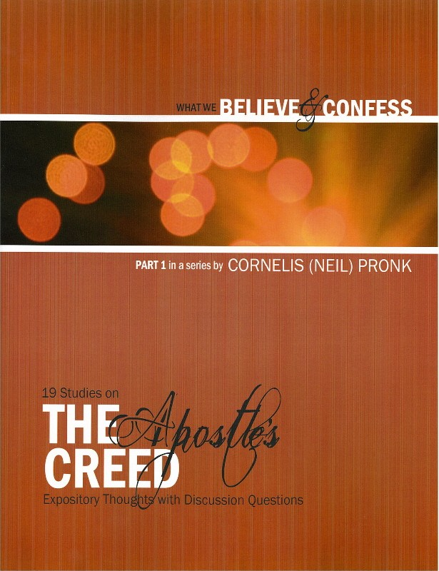 19 Studies on the Apostles' Creed