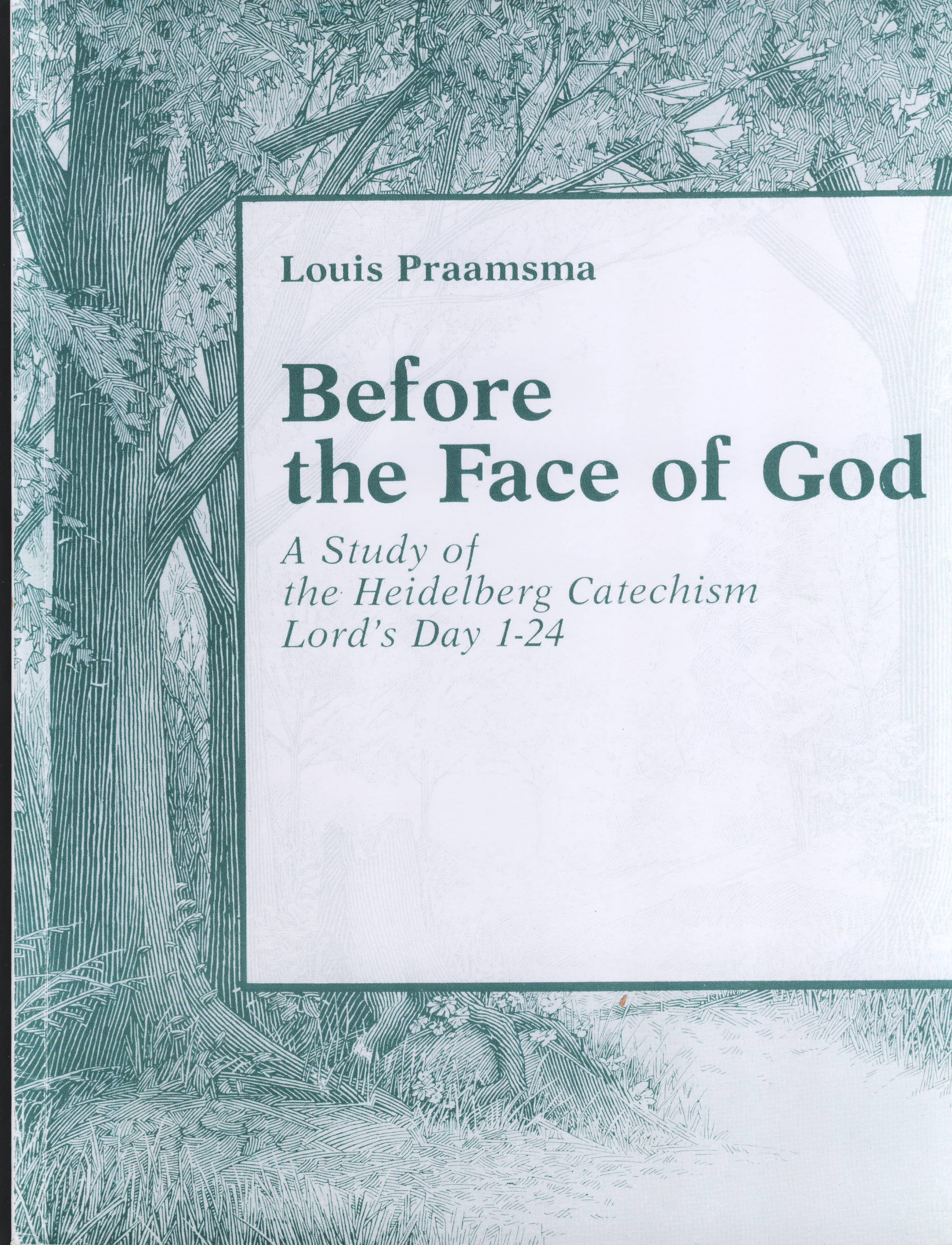 Before the Face of God Vol. 1