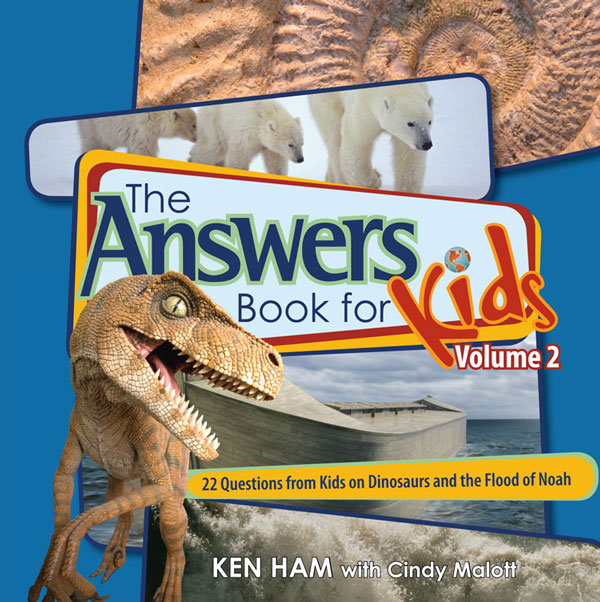 Answers Book for Kids Vol. 2