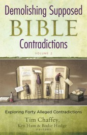 Demolishing Supposed Bible Contradictions (Vol. 2)