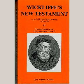 Wickliffe's New Testament