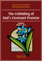 Bible History Catech OT:Unfold God's Covenant Promise (Snr1of2)
