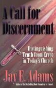 A call for discerment